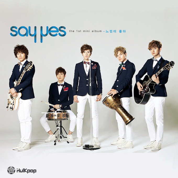 [EP] Say Yes – Feel Good (1st Mini Album)