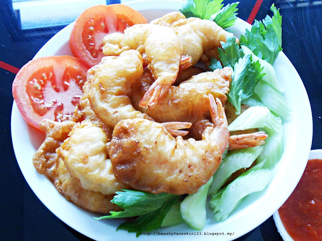 Crispy Fried prawn recipe