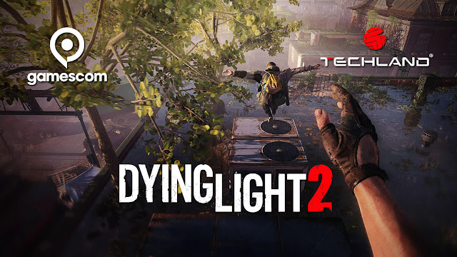 dying light 2 gamescom 2021 gameplay preview creative combat mechanic improved parkour system dev diary first-person open-world survival horror action role-playing game techland pc playstation 4 ps4 playstation 5 ps5 xbox one xb1 series x xsx
