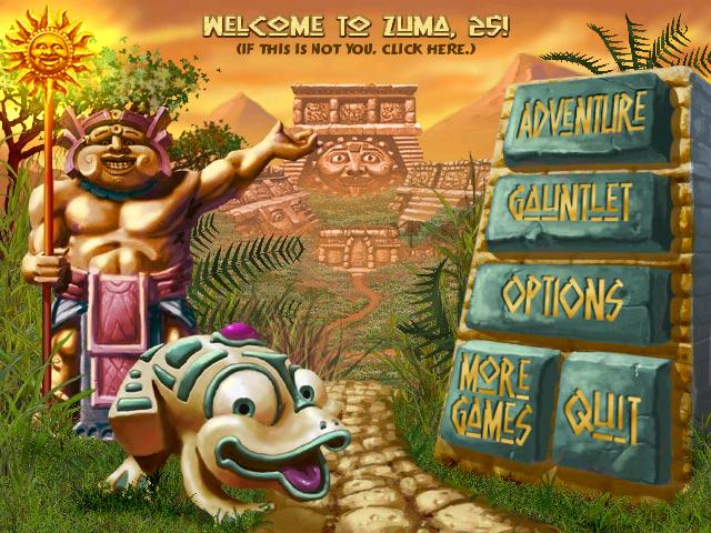 تحميل لعبة زوما Zuma Deluxe للكمبيوتر والأندرويد