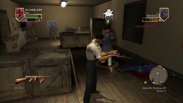 The Godfather Game Download Photo