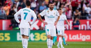 Los Blancos Ditumbangkan Tim Promosi