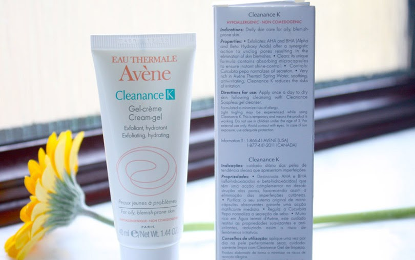 avene clearance k exfoliating hydrating cream-gel