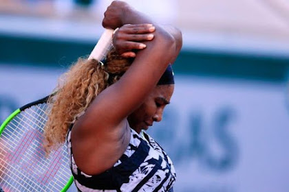 Father Time and a crop of young talent are finally catching up with Serena Williams