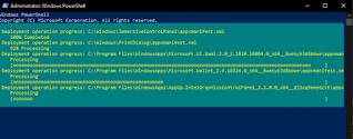 Cara Restore Aplikasi Bawaan Windows 10 Yang Dihapus