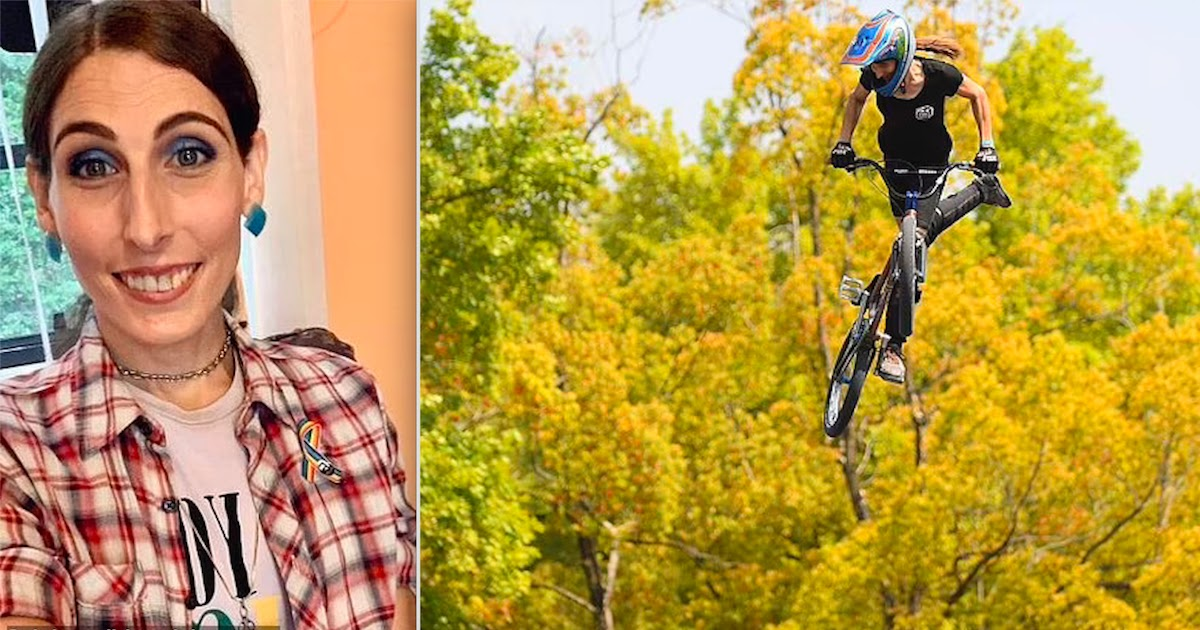 BMX Rider Chelsea Wolf Becomes USA's First Transgender Athlete To Compete At The Tokyo Olympics