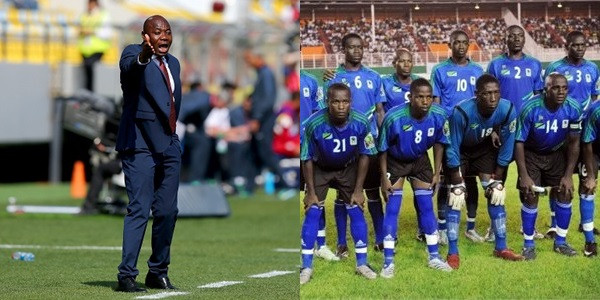 Emmanuel Amunike quits as Tanzania's coach after AFCON exit