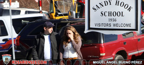 Shooting in Newtown, Connecticut school leaves 28 dead – updates | Rosarienses, Villa del Rosario
