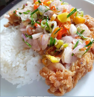 MalesMegawe - Ayam GeprekQu