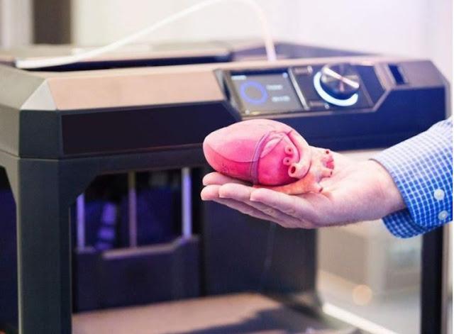Tren Teknologi Pencetakan 3D Medis