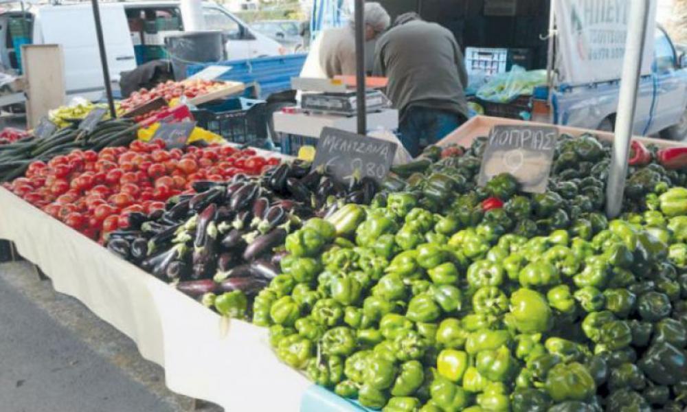 Κορονοϊός: Νέα μέτρα για τις λαϊκές στον Τόπειρο – Τι ισχύει