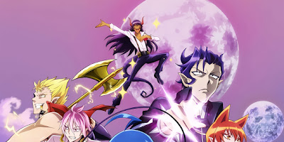 تقرير انمي Mairimashita! Iruma-kun 2 (الموسم الثاني)