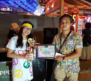 "Kue Cubit Ria, 3rd  Best Tenant Competition, Kemang BBQ Party Chapter 9, ""Back to 80's"""