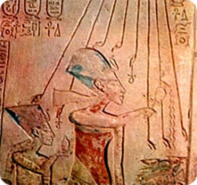 Ancient Egyptian Ankh symbol