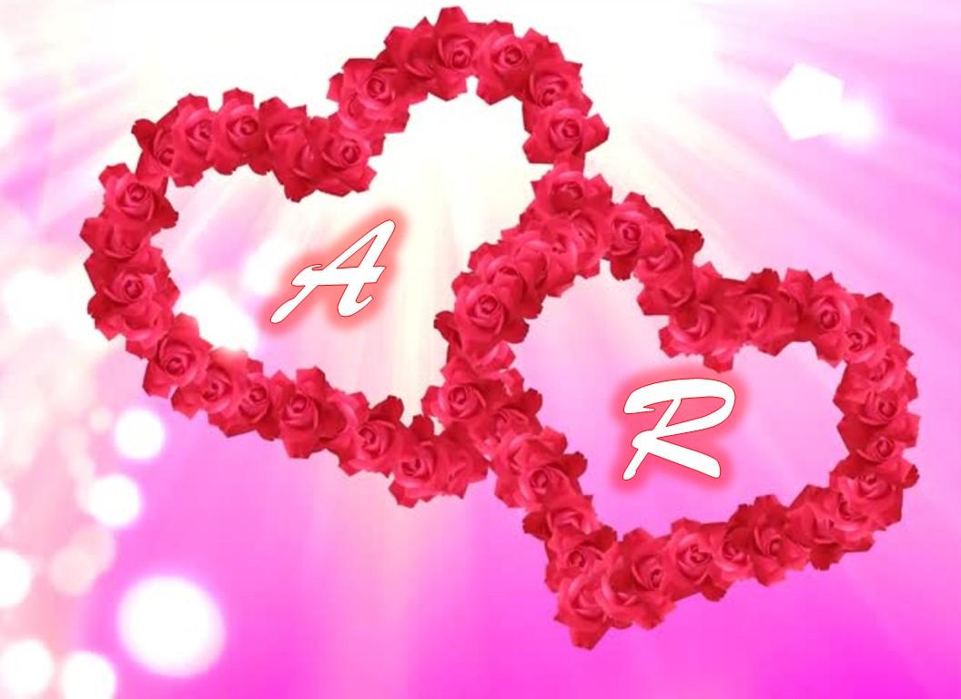 حرف R مع A في صور مميزة وجميلة
