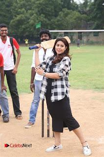 Sneha Prasanna at Just Cricket Finals for HIV Children  0016.jpg
