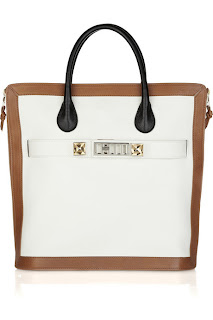 Proenza Schouler PS11 Capri Leather Tote