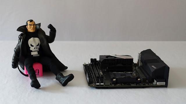 Gigabyte X570 I AORUS PRO WIFI - PC Gamer 2021