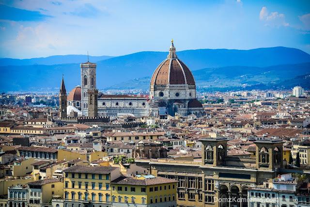 Duomo Florencja blog Dom z Kamienia
