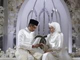 Tahniah Mira Filzah Bergelar Isteri Dengan Sekali Lafaz