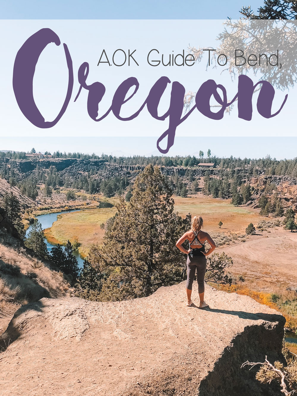 guide to bend oregon
