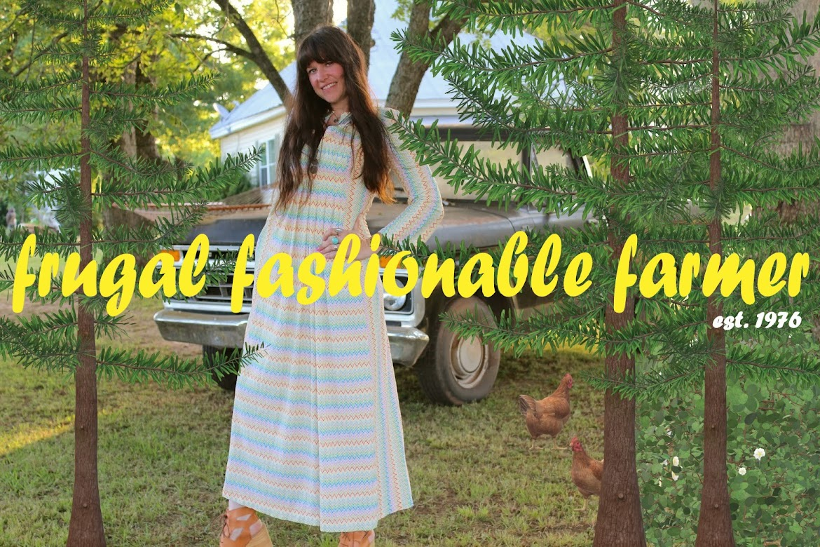 Frugal Fashionable Farmer