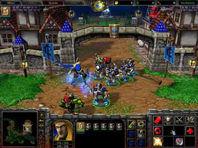 Warcraft III Reign of Chaos Game - Games Download Free Full Version For PC