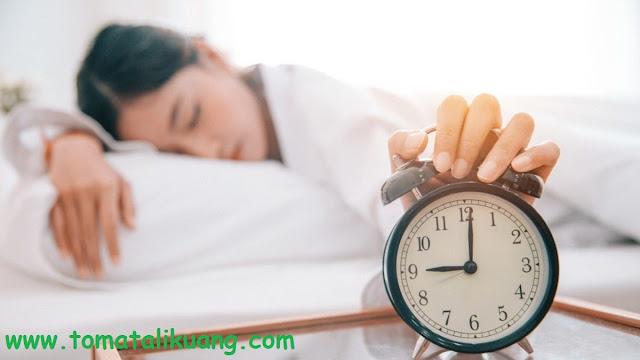 tips mengatu pola jam tidur mahasiswa tomatalikuang.com