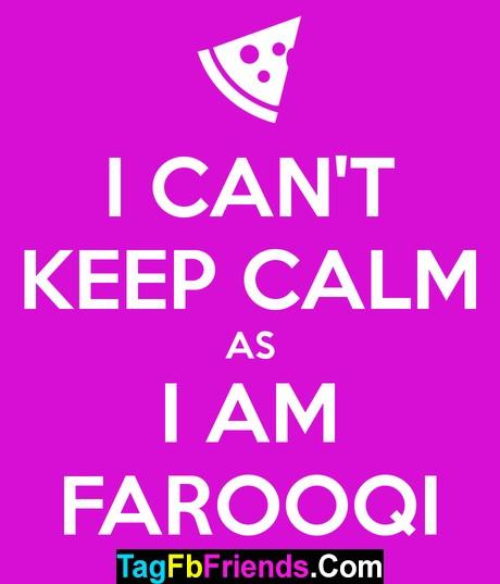 Farooqi