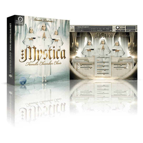 Best Service Mystica v1.1.1 KONTAKT Library
