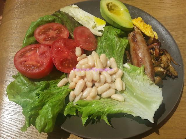 English-Mediterranean Breakfast (cioè molto a modo mio!)