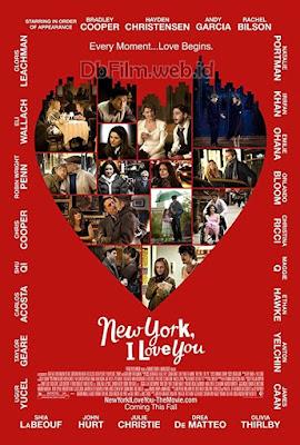 Sinopsis film New York, I Love You (2008)