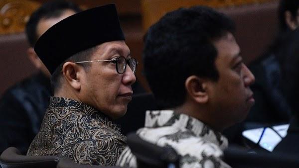 Majelis Hakim: Menteri Agama Terbukti Terima Uang dari Haris Hasanudin