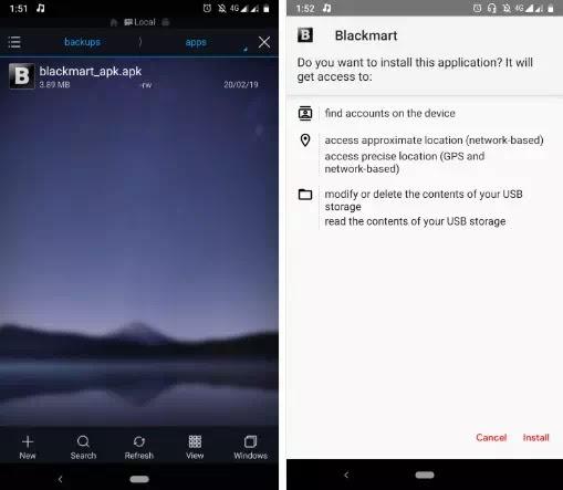 Cara Download dan Instal Blackmart Apk 2.16 versi terbaru (Android)-1