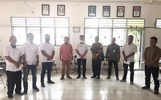 Dinas PMD Labuhanbatu Gelar Forum Group Discussion