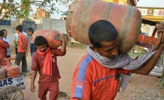 Cooking Gas LPG Prices Will Decrease Next Month in Durg district In India