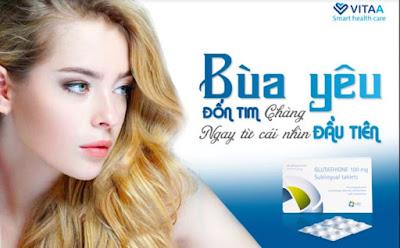 Những lý do mà bạn phải sỡ hữu viêm ngậm trắng da toàn thân Glutathione
