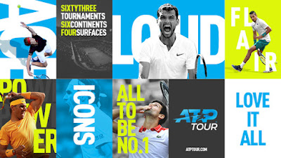 1962906c8b ATP World Tour  ATP unveils new brand and  Love It All  global marketing  campaign