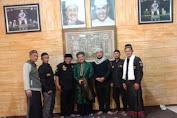 Paguron Jalak Banten Nusantara (PJBN) DPD Jakbar Hadiri Undangan Acara Manaqib di Ponpes Sirnarasa