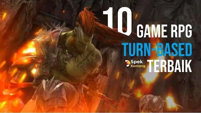 10 Game RPG Turn Based Terbaik di Android 2020