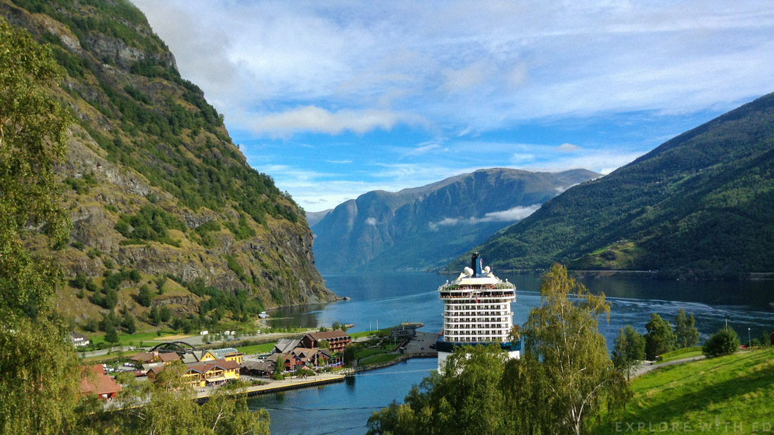 Norwegian Fjords, Celebrity Eclipse