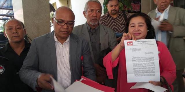 125 Advokat ini Siap Backup PMKRI Hadapi Imam Besar FPI Habib Rizieq Shihab