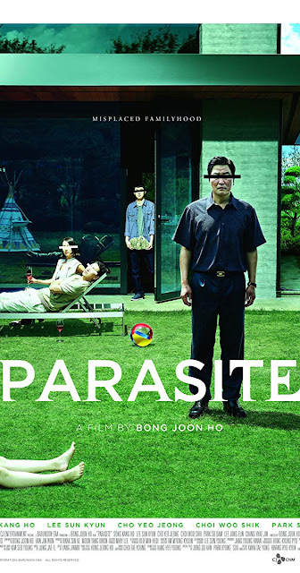 Parasite 2019 Korean 480p HDRip 500MB With Bangla Subtitle