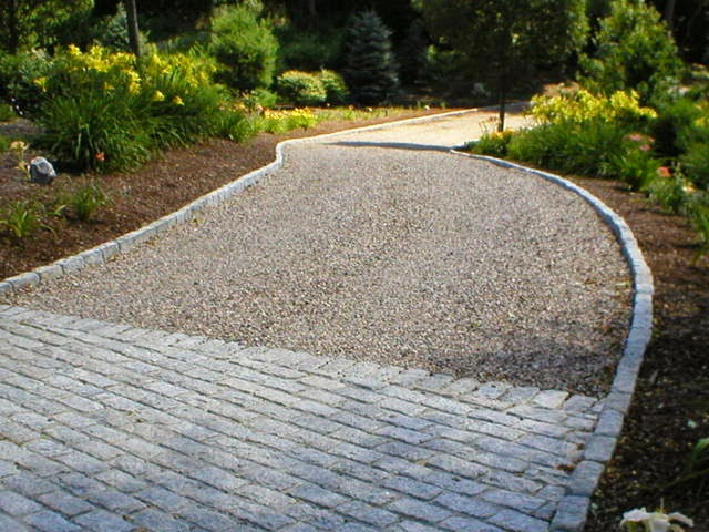 Several Types Of Stone Driveway Ety