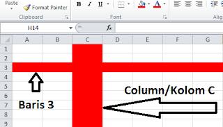 Cara Menjumlahkan Di Excel 3