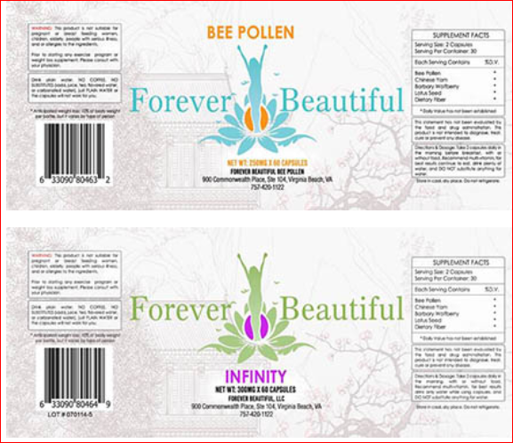 Recallr: Forever Beautiful Bee Pollen Recalled By REFA