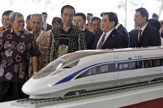 Tàu cao tốc của indonesia bị mắc bẫy của Trung Quốc