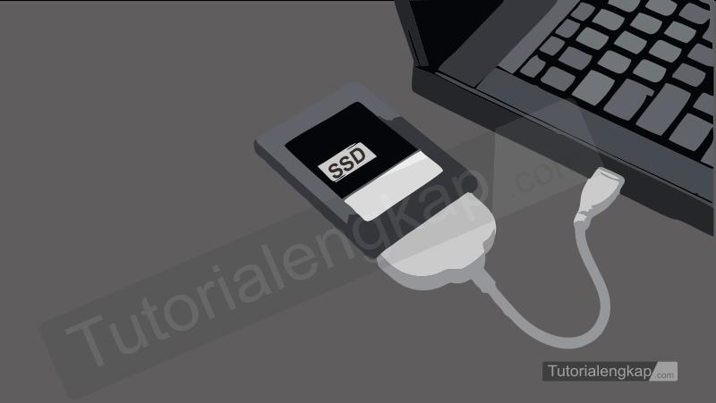 Tutorialengkap 1 Cara Migrasi clone Hardisk ke SSD tanpa Install Ulang