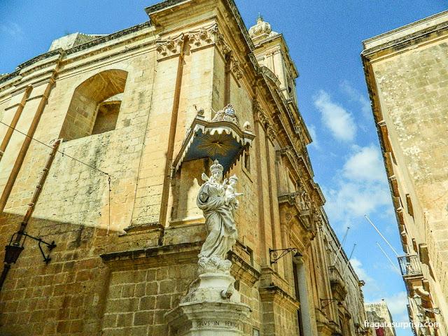 Igreja da Anunciação, Mdina, Malta
