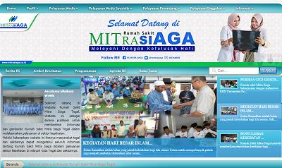 Jadwal Dokter RS Mitra Siaga Tegal